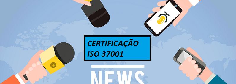Certificação ISO 37001