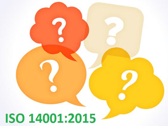 Interpretações ISO 14001:2015