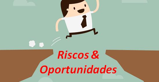 Riscos e Oportunidades