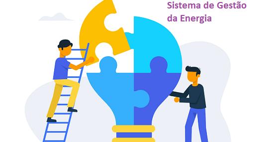 sistema de gestão da energia