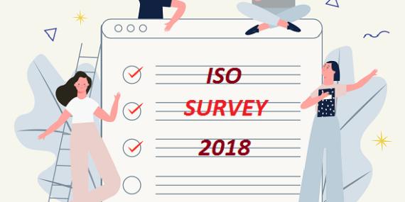 iso survey 2018 normas