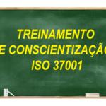ISO 37001 treinamento