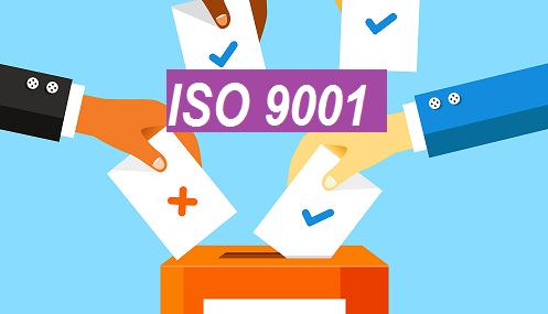 ISO 9001 mudanças