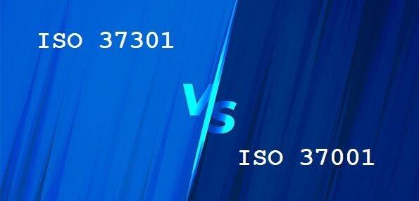 ISO 37301 X ISO 37001
